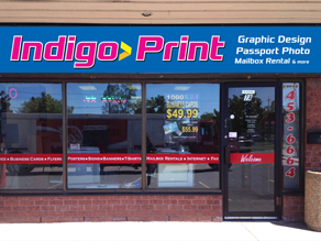 Indigo Print Shop