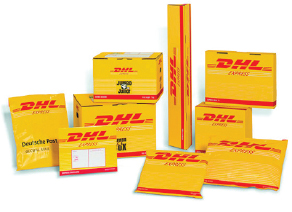 DHL Shipping in Brampton