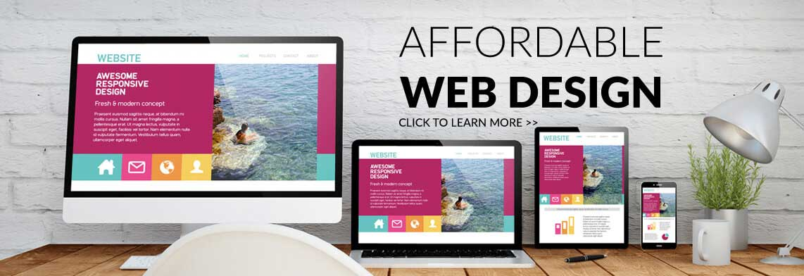 Afforadable Web Design